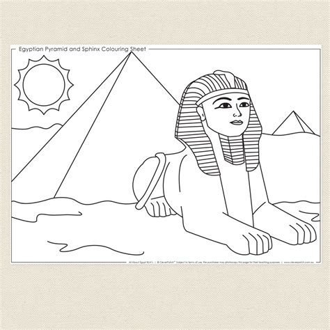 Sphinx Coloring Page Pin Sphinx In Egypt Coloring Page Super On Pinterest by Sphinx Coloring Page