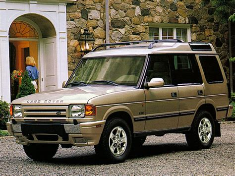 land rover mpg 1998 land rover discovery specs safety rating mpg