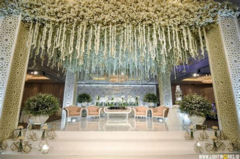 Blessing Wedding Organizer Jakarta by Shangri La Hotel Jakarta Lightworks