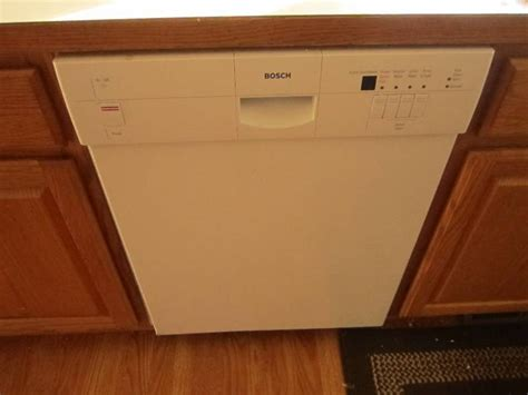 bosch dishwasher 23 5 quot wide kitchen appliances