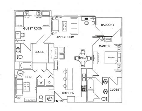 my floor plan