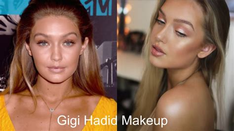 gigi hadid makeup tutorial gigi hadid makeup tutorial umakeup