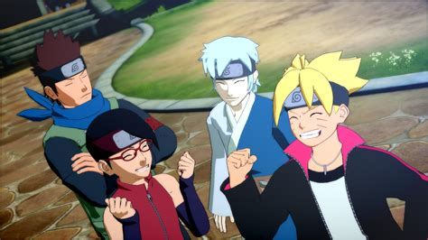 boruto friends naruto shippuden ultimate ninja storm 4 road to boruto