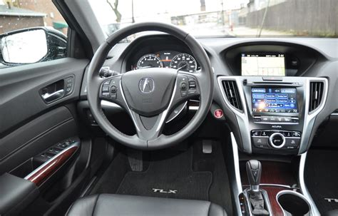 acura tlx 2015 interior review 2015 acura tlx the about cars