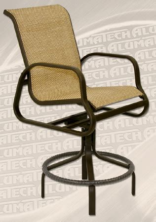 Alumatech Patio Furniture Patio Chairs For The Pool Patio Porch And Lawn