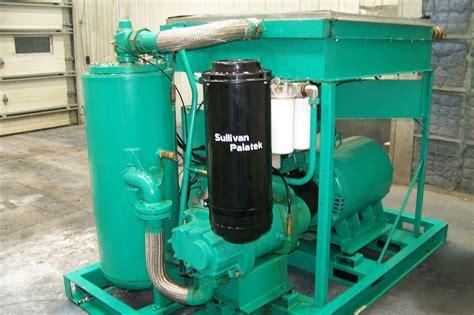 sullivan palatek  hp rotary screw air compressor