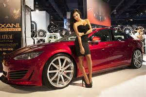 Electric Car Made In Indonesia Tesla Drives Into Market In Retail Asia