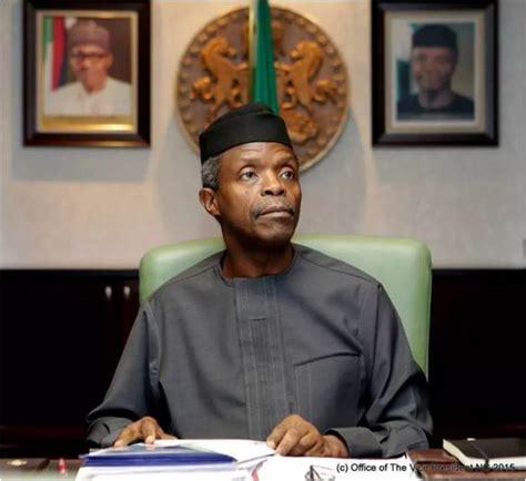 latest nigeria yemi osinbajo biography facts about nigeria s vice