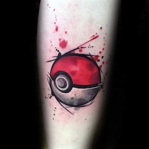 pokeball tattoo pokeball related keywords pokeball