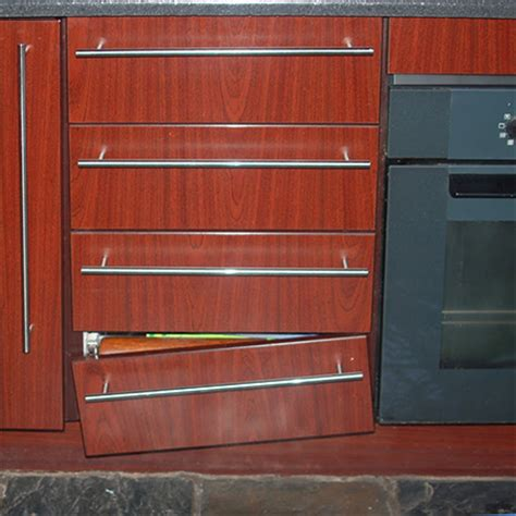 home dzine kitchen fix or broken drawer fronts