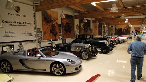 s garage worth leno net worth 2018 car collection salary per episode