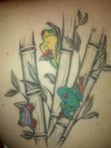 bamboo tattoo cover bamboo tattoo by tritle pinterest adi i like the look of this bamboo but i only want a