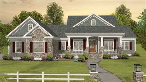 craftsman house plans one story one story craftsman house plans