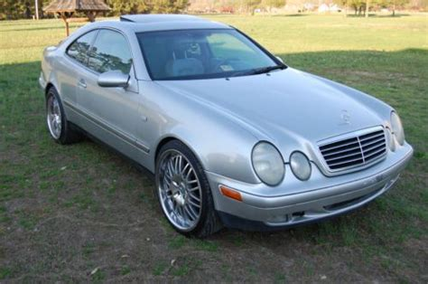 how things work cars 1999 mercedes benz m class lane departure warning buy used 1999 mercedes benz clk320 coupe 2 door leather 20 quot donz wheels rims low reserve in