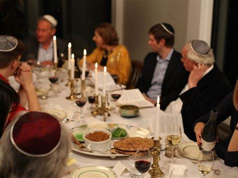 story the dinner passover most beloved explained