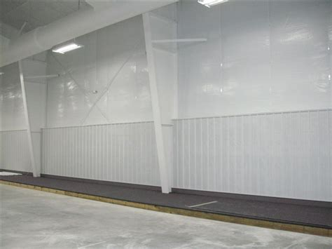 steel garage liner panels