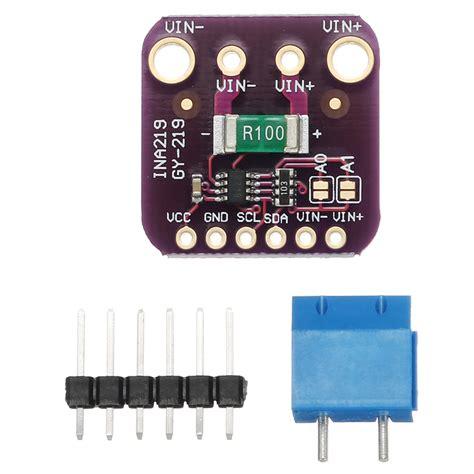 Spareparr Elektronik C 763 5pcs gy ina219 high precision i2c digital current sensor module