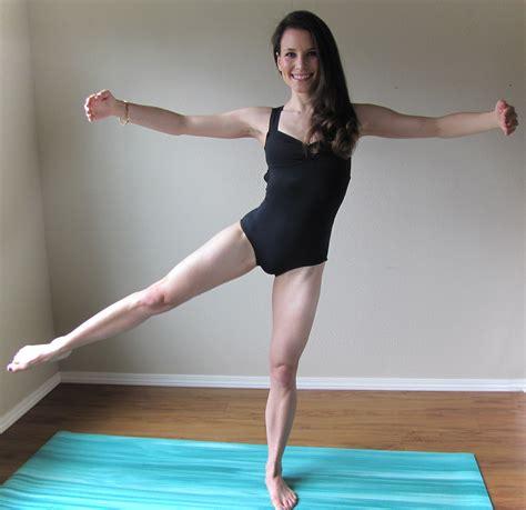 Legs For by Intermediate Ballet Leg Routine Peaceful Dumpling