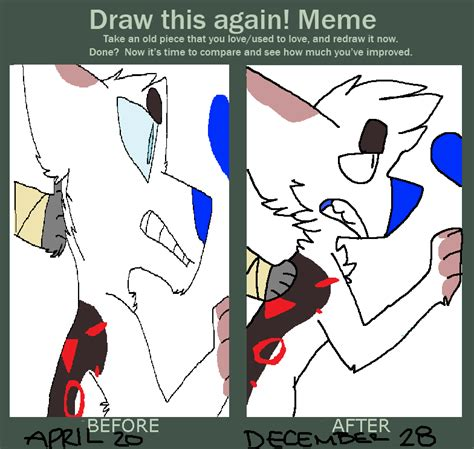 Hnnnng Meme - draw this again meme by tropica i on deviantart