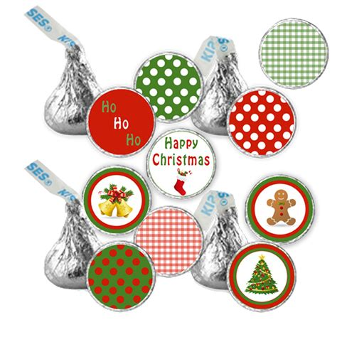 printable stickers for hershey kisses stickers for hershey kiss printable pdf christmas