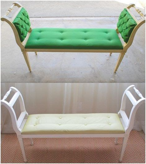 diy tufted bench diy tufted bench transformation centsational style