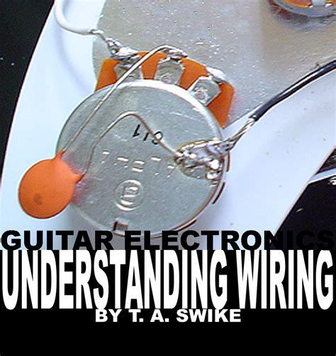 blend push pull potentiometer pot guitar wiring book ebay