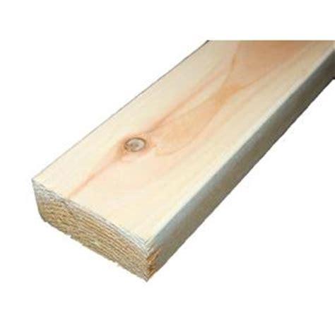 2 in x 4 in x 8 ft premium s4s cedar lumber 731867