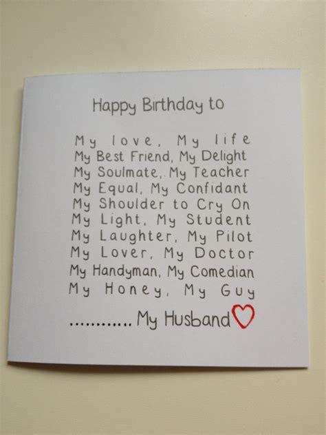 Creative Birthday Cards For Him