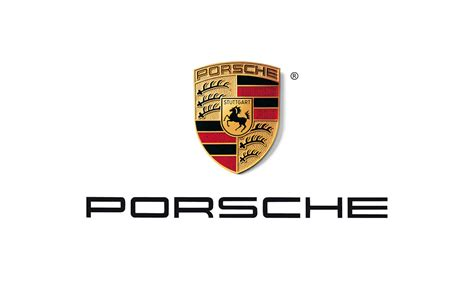 stuttgart porsche logo origins and of the porsche crest logo design