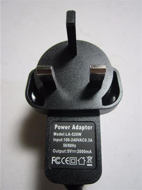 Adaptor 5 Volt Usb 5v 5 volt 1a 1000ma mains ac dc adaptor power supply
