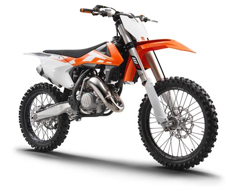 Ktm 125 Two Stroke Look At The 2016 Ktm Two Stroke Sx