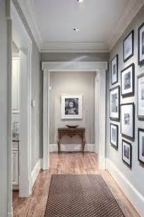 light gray paint for our hallway will it go with brown carpets which a light grey walls for our