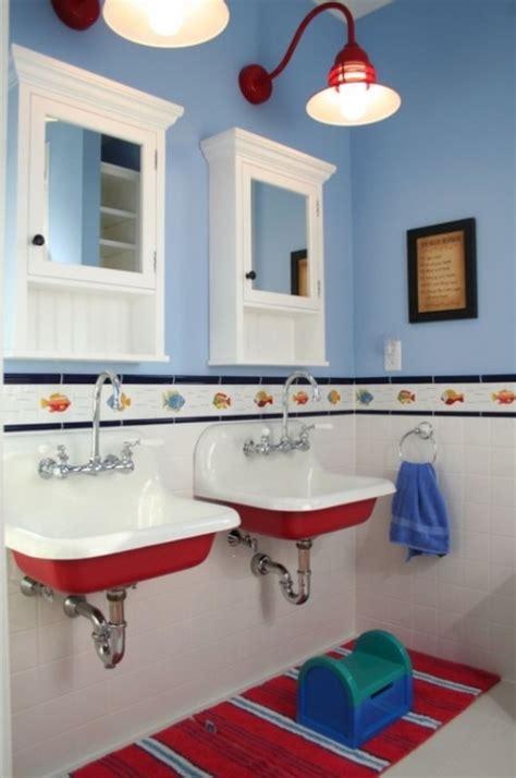 cool kids bathroom design ideas kidsomania