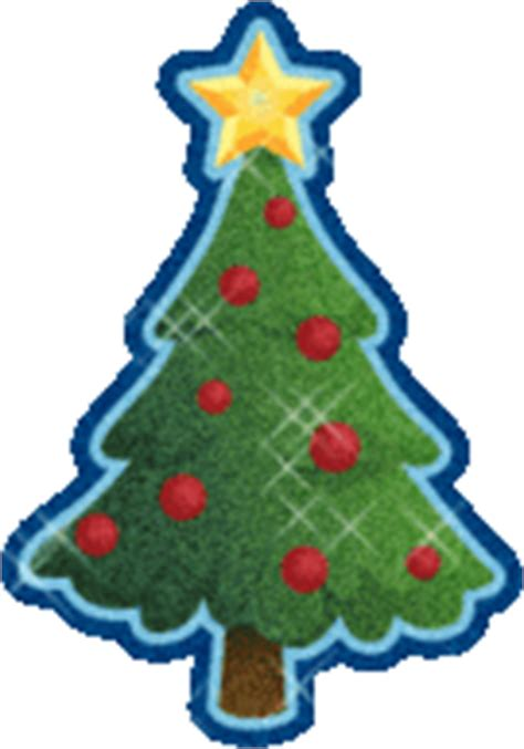 glittering christmas tree emoticon emoticons and smileys