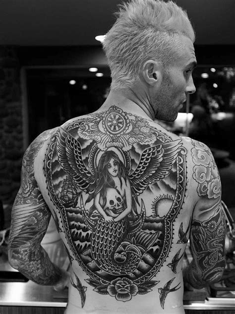 back tattoo man jumping off building back tattoo guy jumping off building danielhuscroft com