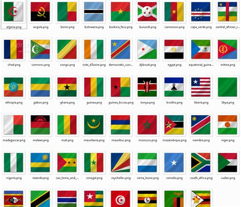 flags of the world by colour bernie s african odyssey why do african flags all have