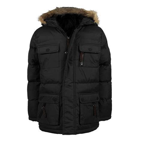 Jaket Winter Winter Coat Jaket Parka 58 boys everest parka zip up puffer jacket plain outdoor winter coat ebay