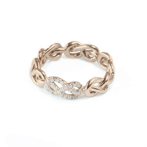 wedding bands no diamonds gold wedding band infinity knot ring