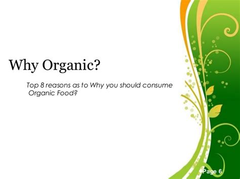 culinary powerpoint templates organic food