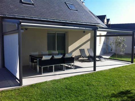berdachung terrasse aluminium pergola aluminium pour terrasse pergolas aluminium pour
