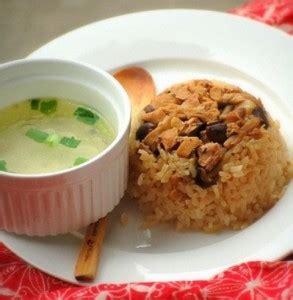 cara membuat nasi tim kentang dan wortel resep membuat nasi tim ayam jamur sedap nikmat resep