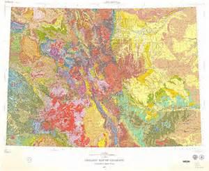 colorado geologic map geologic map of colorado ngmdb data gov