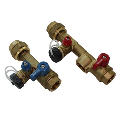 Plumbing Isolation Valve by Shop Rinnai Water Heater Isolation Valve At Lowes
