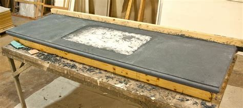 How To Make Concrete Countertops In Place by Pour In Place Concrete Countertop Cheng Concrete Exchange