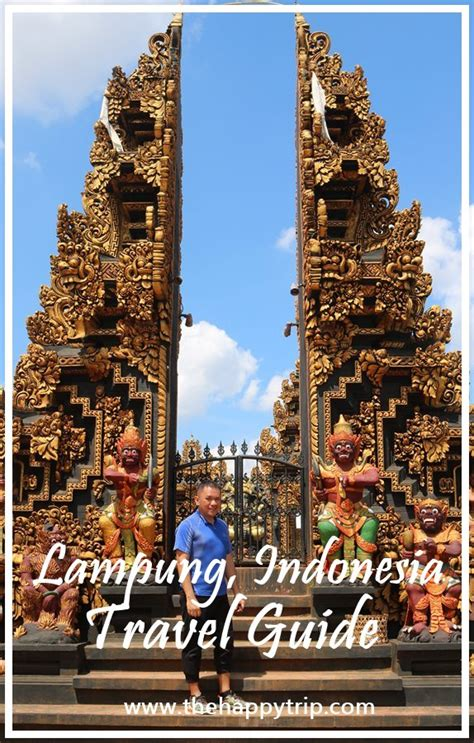 lampung indonesia travel guide itinerary tourist