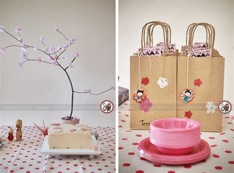 japanese themed birthday party japanese themed birthday party flickr photo sharing
