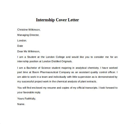 basic cover letter exles for students job application