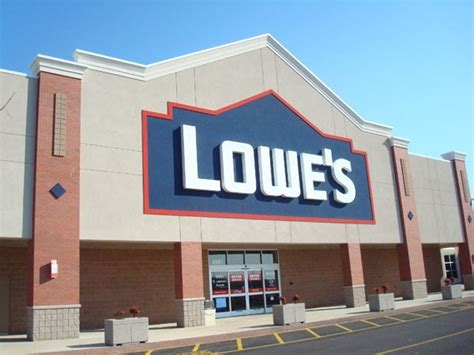 lowes westminster md exterior commercial