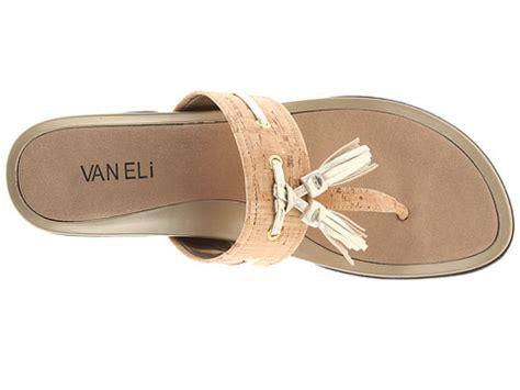 Sandal Casual Wedges Wanita Sku501 vaneli wanita cork platino met nappa 6pm