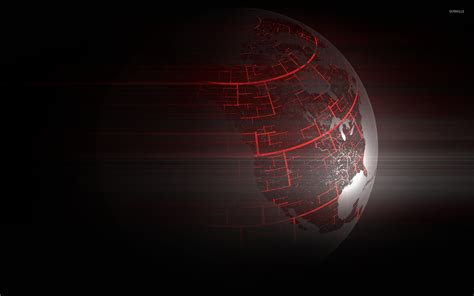 wallpaper engine red line red lines on earth wallpaper digital art wallpapers 19626